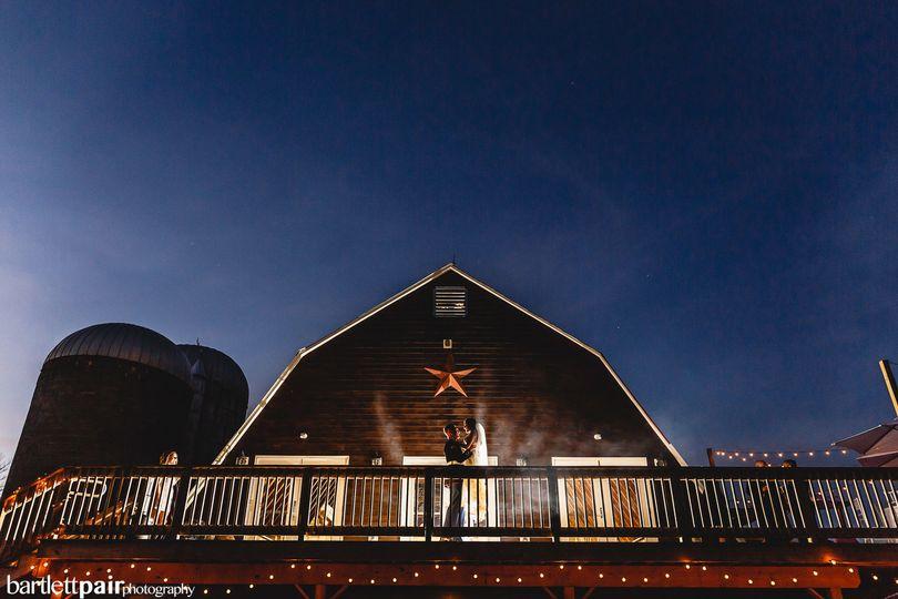a42428ff1a96d7f3 Barn at Glistening Pond Wedding in Falls PA53