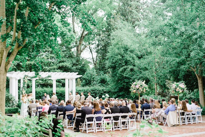 Barnhardt Terrace Ceremony