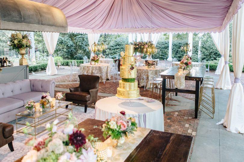 Barnhardt Terrace Reception