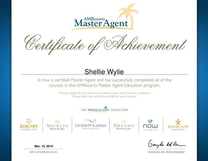 certificate shelliewylie page 0