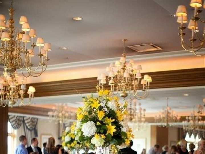 Tmx 1429644513317 Room Shot Yellow Florals Lake In The Hills, IL wedding venue