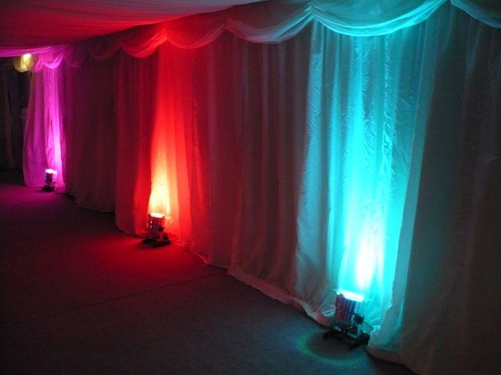 Tmx 1382556374145 Minneapolis Wedding Uplighting 1 Lansing, MI wedding planner