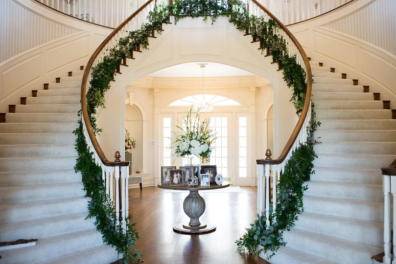 Mansion Entryway