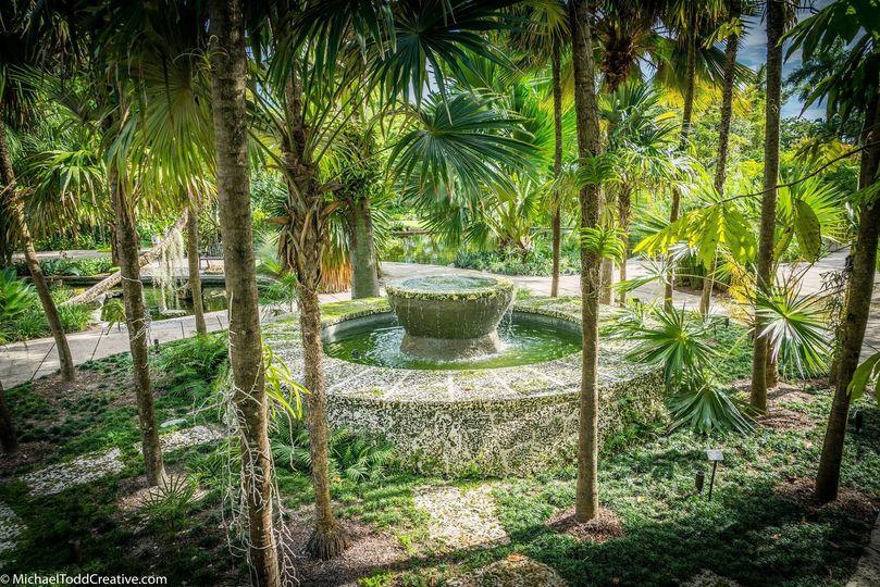 Miami Beach Botanical Garden - Unveil
