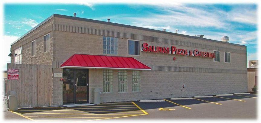 salinas catering 175 building frontful