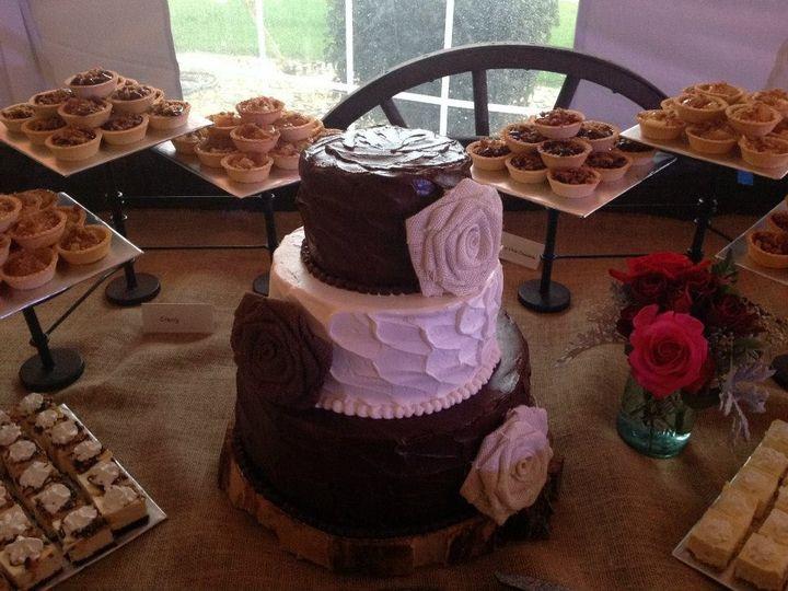 Tmx 1392218668306 13819037240156142929611145883712n   Cop Galena, IL wedding cake