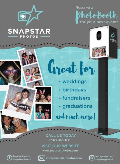 snapstar photos profile ad