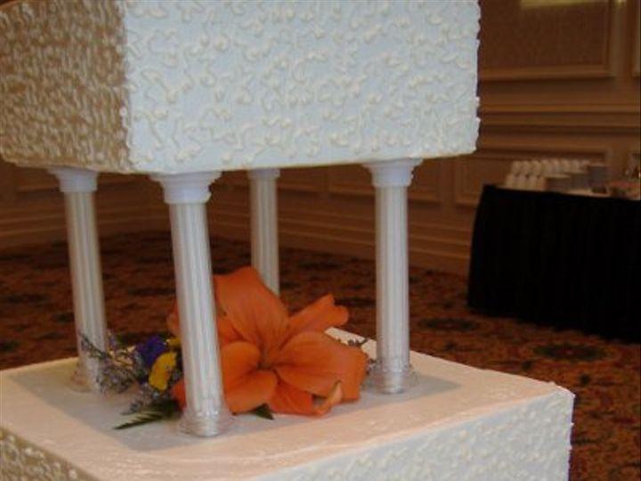 Tmx 1284774624691 167 Greensboro, NC wedding cake