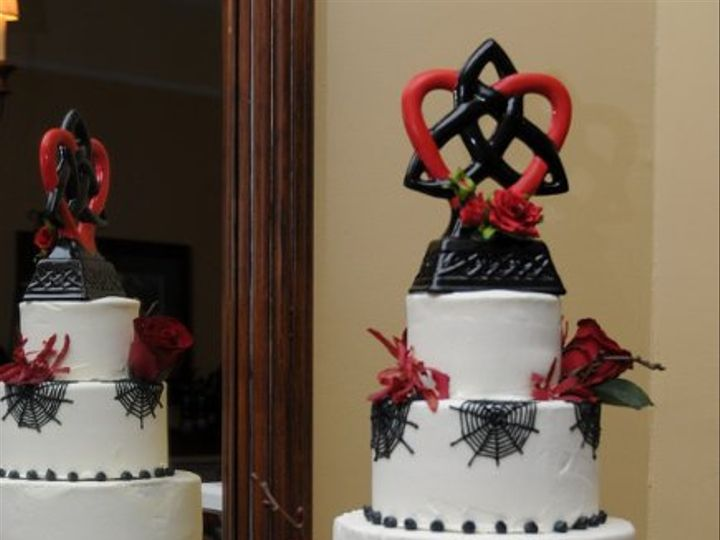 Tmx 1284778106394 Richardsdaughterscake Greensboro, NC wedding cake