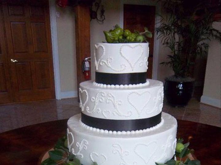 Tmx 1309751731994 ShelbyandMatt Greensboro, NC wedding cake