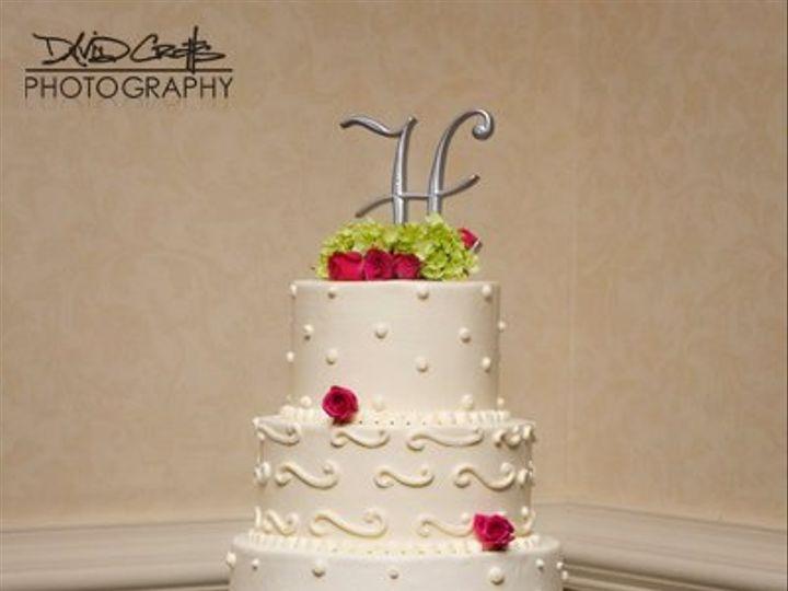 Tmx 1309752527080 IMG1359DavidCrottsPhotography Greensboro, NC wedding cake