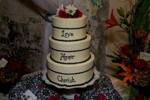 Tmx 1309752756806 KatieKleinStudioOpening Greensboro, NC wedding cake