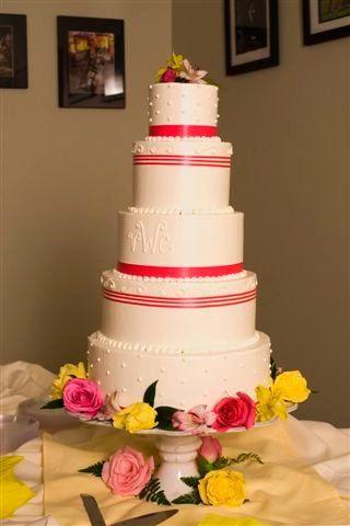 Tmx 1309753076716 VernonCathysCake2 Greensboro, NC wedding cake