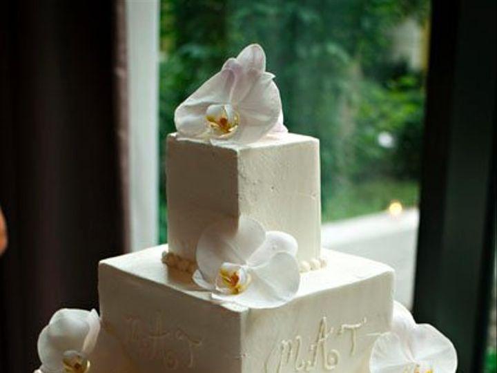 Tmx 1314560815503 ProximityOrchidCake Greensboro, NC wedding cake