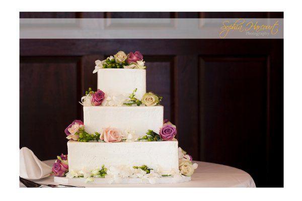 Tmx 1314561587127 Cakehorizontalwm Greensboro, NC wedding cake