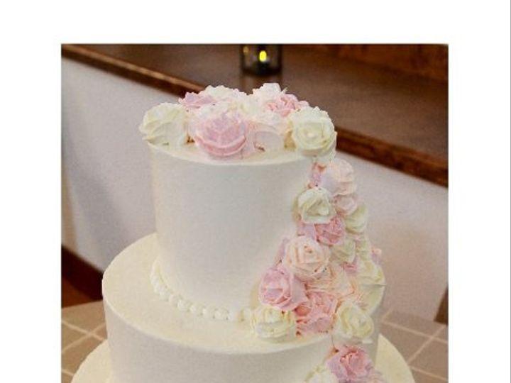 Tmx 1324958617601 AshleyChris Greensboro, NC wedding cake