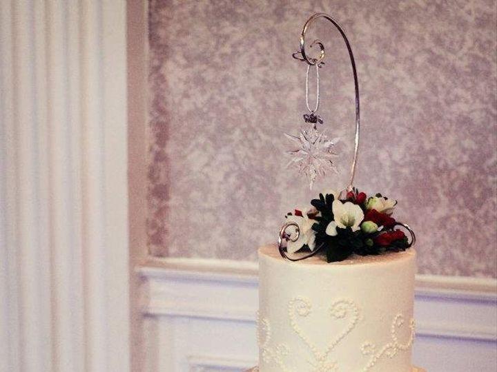 Tmx 1343004283619 EmilyMikesWeddingCake Greensboro, NC wedding cake