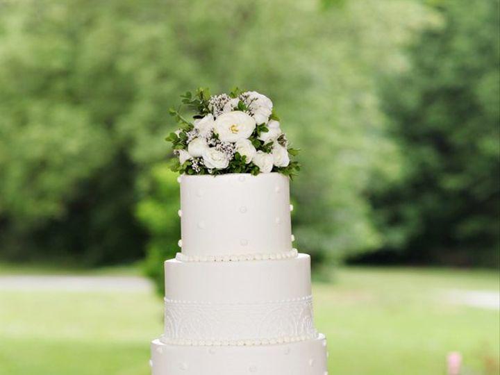 Tmx 1343007279638 AmandaEvansWeddingCake Greensboro, NC wedding cake