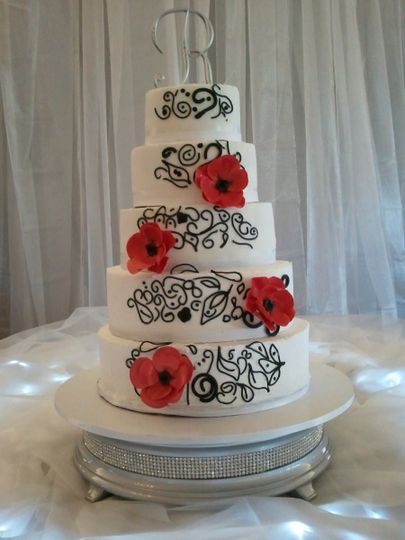 wedding cakes in upstate sc bakery by bill wedding cake spartanburg sc weddingwire 24787
