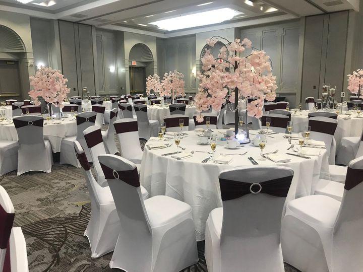 Tmx 12grand Ballroom Wedding Reception 51 205314 Park Ridge, NJ wedding venue