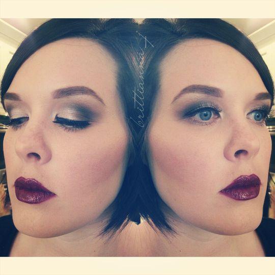 Brittianna j, makeup artistry & hair styling
