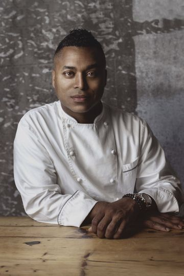 Owner and award-winning Chef Marlon Alexander.
