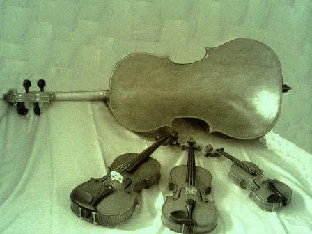 String trio or quartet