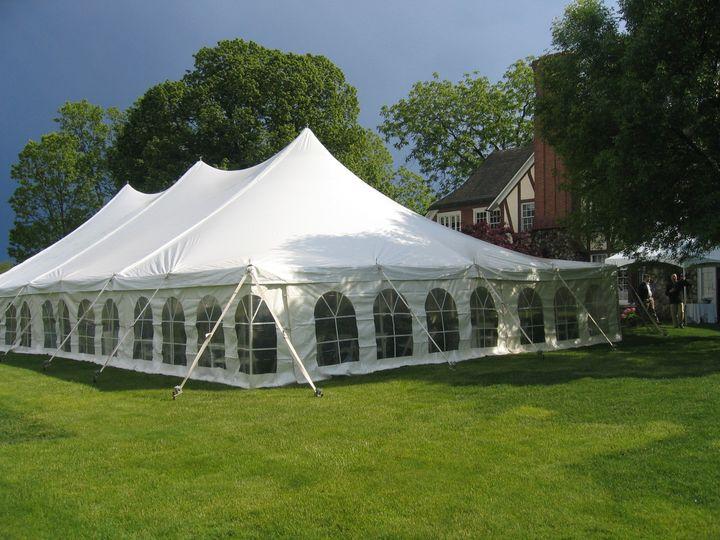 Tent setupl