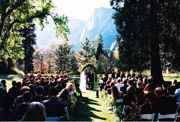 The Ahwahnee Hotel in Yosemite