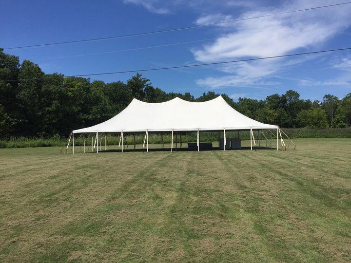 30x60 high peak pole tent