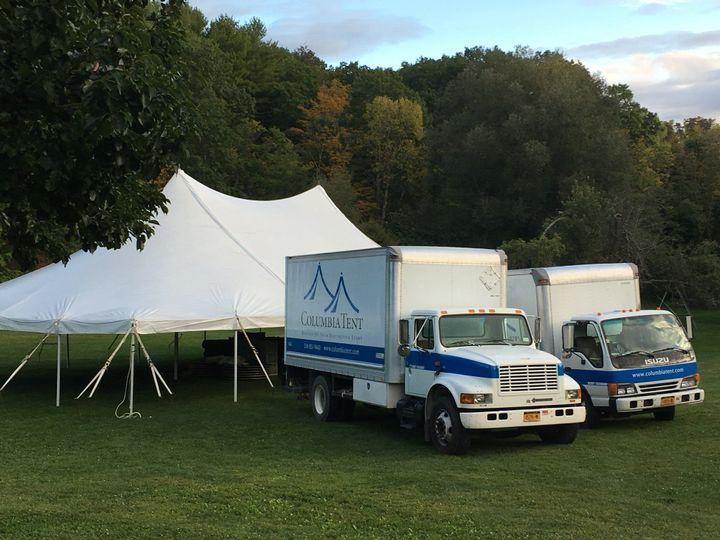 40x60 high peak pole tent