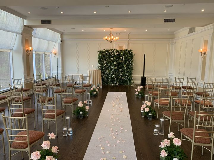 Willow Room - Ceremony