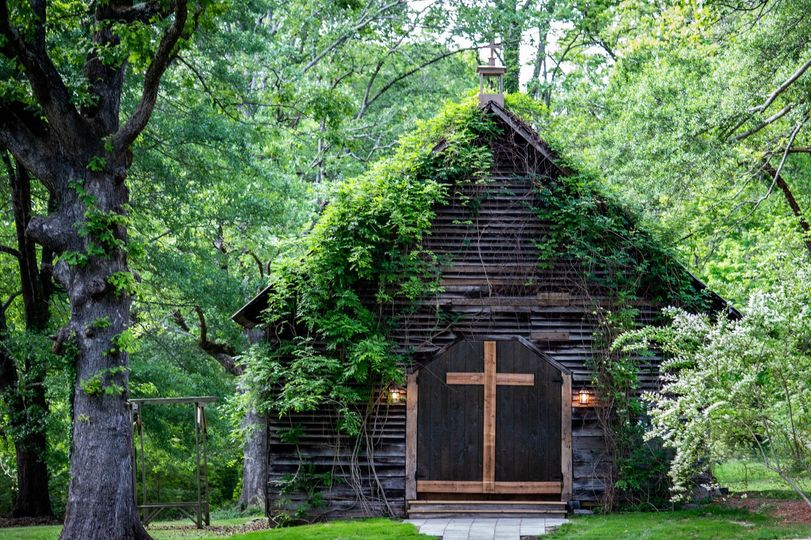 1891 Rustic Chapel