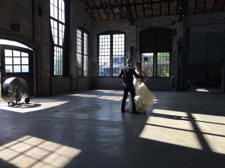 Wedding at BASILICA HUDSON