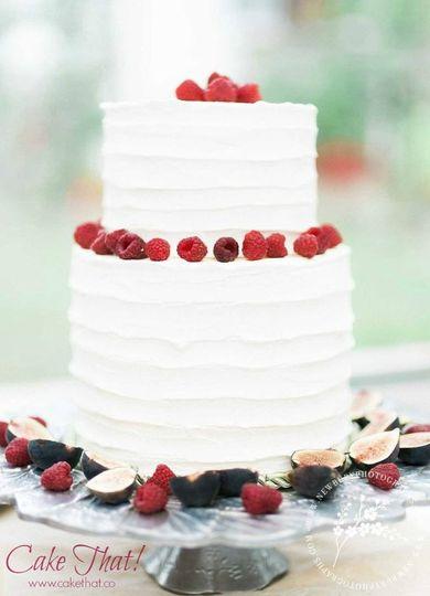 newbury wedding cake