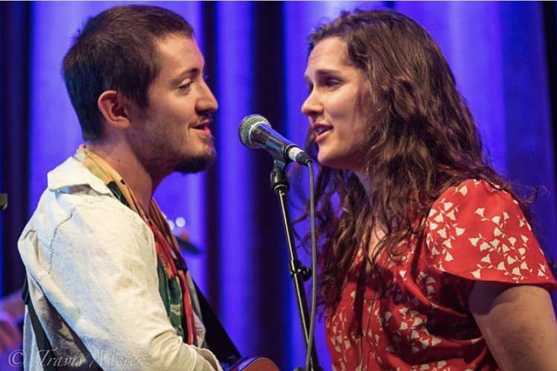 Singing duet