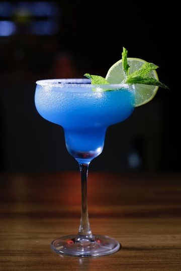 A signature drink