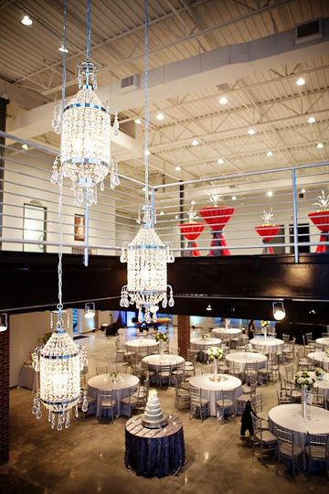 Upper and lower event space