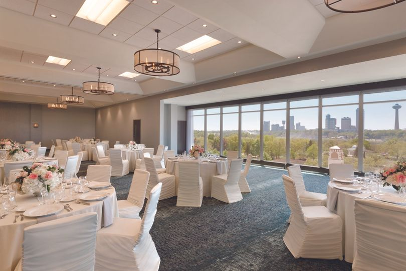 Main Ballroom with View