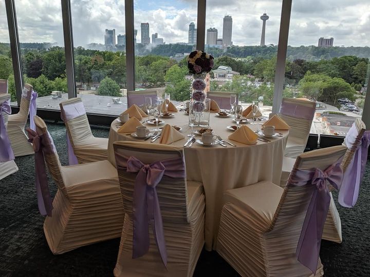 Tmx Purple Table 51 962414 1563475499 Niagara Falls, NY wedding venue