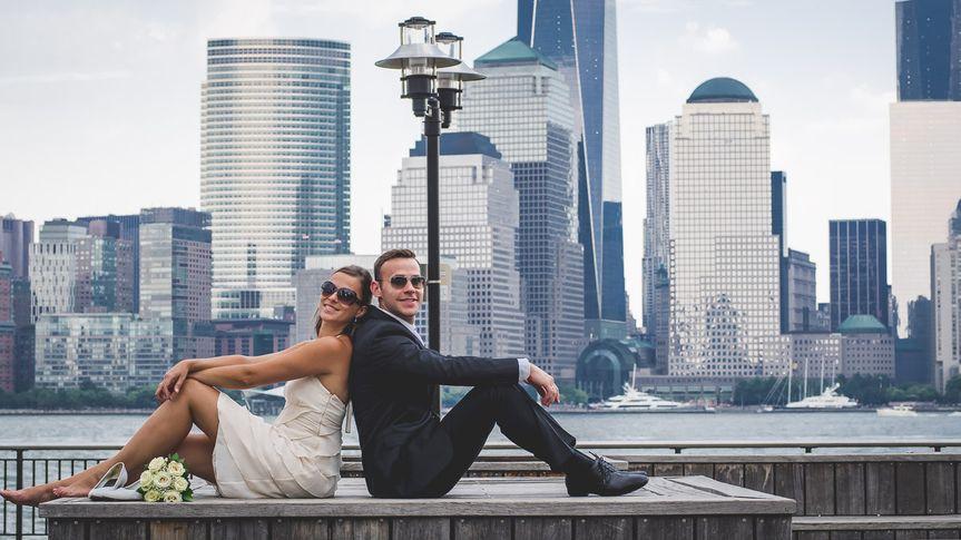 frerk hopf photography groom bride skyline new jer