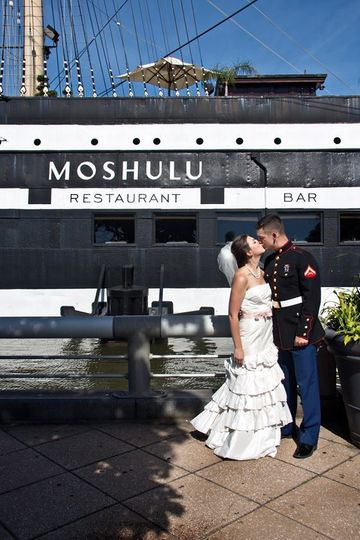 Weddings at the moshulu