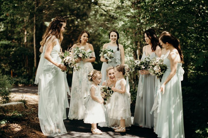 Bridesmaid Moments