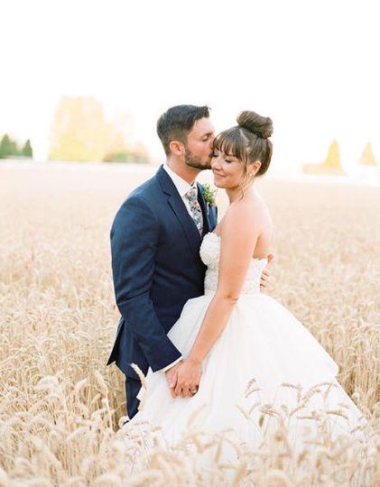 Wedding couple | Ali Mae Phoyogeaphy