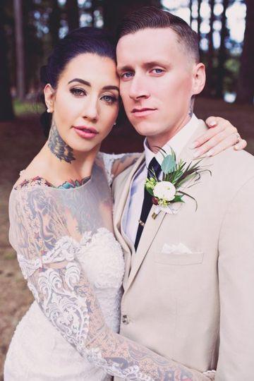 The newlyweds | Elisa Ivers Photographer