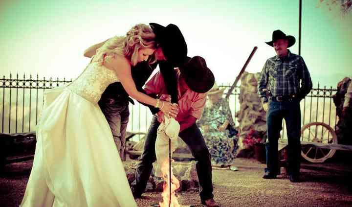 Cowboy Weddings & Branding Associates