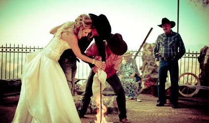 Cowboy Weddings & Branding Associates