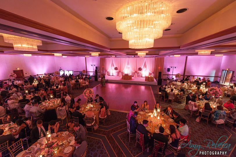 Sheraton columbus at capitol square venue columbus oh weddingwire 800x800 1446738940595 ballroom reception 2 800x800 1446739180676 wedding junglespirit Choice Image