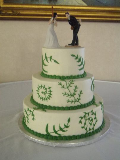 wedding cakes eau claire wi dessert wedding cake eau wi weddingwire 24248