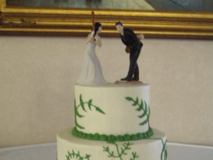Tmx 1352469972741 6202009012 Eau Claire wedding cake